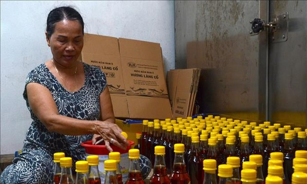 Nam O fish sauce making craft recognized as national intangible cultural heritage