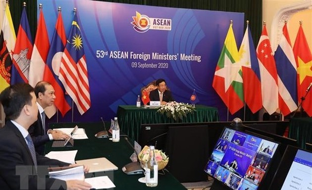 EU, Laos hail Vietnam for successfully hosting AMM 53