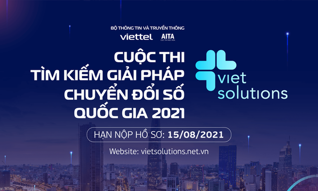 Annual solution-seeking contest Viet Solutions launched