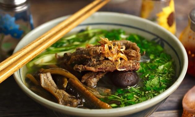 Eel glass noodle recipe