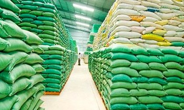 130,000 tons of rice allocated to pandemic-hit localities