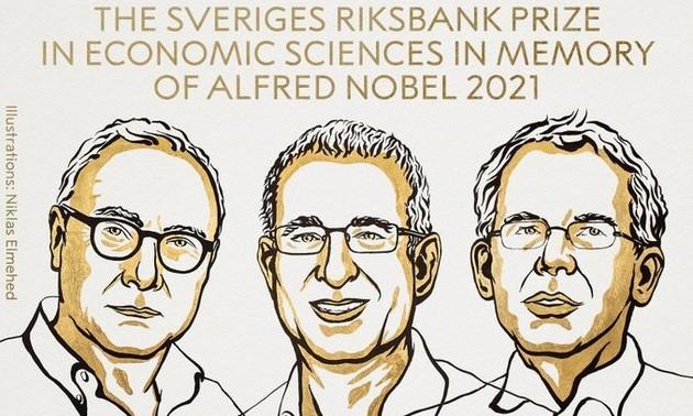 Nobel Economics Prize awarded to 3 US-based economists