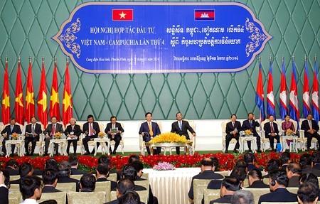 Hoạt Hoạt động của Thủ tướng Nguyễn Tấn Dũng tại Campuchia