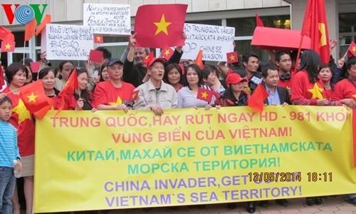Hành động của Trung Quốc ảnh hưởng xấu đến các phong trào hòa bình trong khu vực và trên thế giới