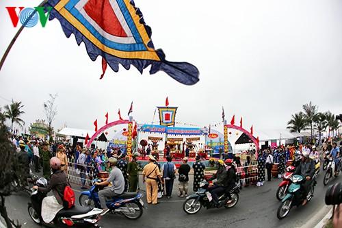 Lễ hội cầu ngư mở màn mùa biển mới