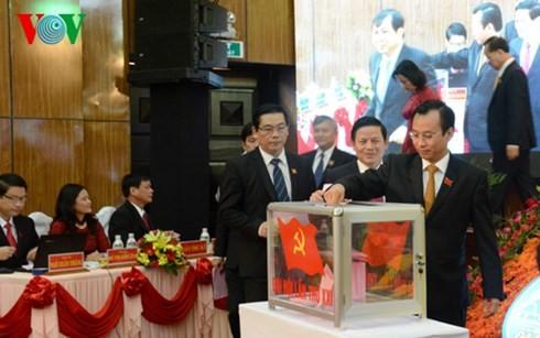 Các địa phương tổ chức Đại hội Đảng bộ và bầu Ban Chấp hành Đảng bộ khóa mới