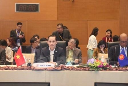 Các hội nghị Bộ trưởng trù bị cho Cấp cao ASEAN lần thứ 27 và các Cấp cao liên quan