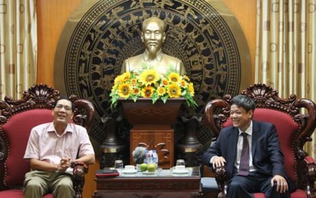 Đài TNVN và Đại sứ quán Việt Nam tại Ai Cập tăng cường phối hợp thông tin, tuyên truyền