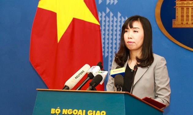 Người phát ngôn Bộ Ngoại giao thông tin về các công dân Việt Nam thiệt mạng tại Philippines