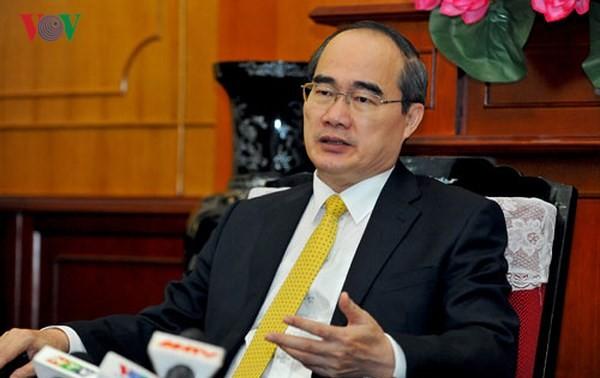 Nghị quyết 54 của Quốc hội là động lực phát triển mới cho TP Hồ Chí Minh