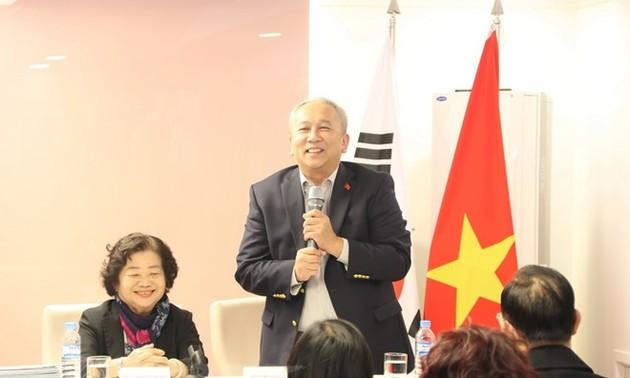 Cộng đồng người Việt Nam tại Hàn Quốc chung tay phát huy truyền thống hiếu học của người Việt