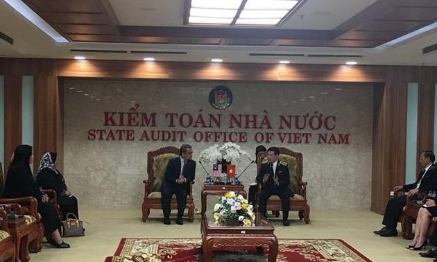 Kiểm toán Nhà nước Việt Nam và Kiểm toán Nhà nước Malaysia chia sẻ kinh nghiệm tổ chức