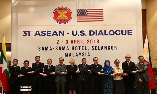 ASEAN và Mỹ khẳng định tầm quan trọng của Quan hệ đối tác chiến lược