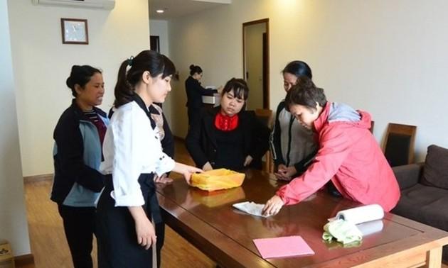 Giải pháp đào tạo cho  Lao động giúp việc gia đình