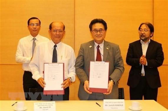 Nhật Bản viện trợ không hoàn lại 6 dự án cấp cơ sở tại các tỉnh phía Nam