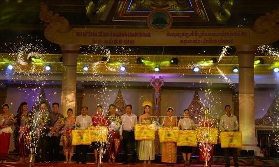 Khai mạc Ngày hội Văn hóa, Thể thao và Du lịch đồng bào dân tộc Khmer tỉnh An Giang lần thứ XII