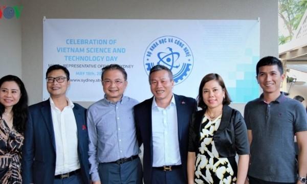 Kỷ niệm Ngày khoa học công nghệ Việt Nam tại Australia