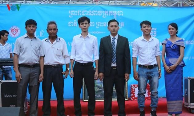 Campuchia: Thành lập chi hội Khmer - Việt Nam tại tỉnh Preah