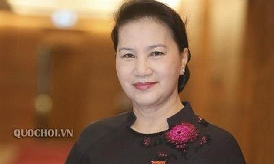 Chủ tịch Quốc hội Nguyễn Thị Kim Ngân thăm chính thức Trung Quốc