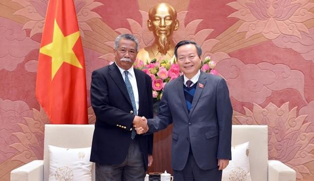Phó Chủ tịch Quốc hội Phùng Quốc Hiển tiếp Tổng Thư ký Tổ chức Năng suất châu Á