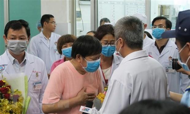 Tổng Lãnh sự quán Trung Quốc tại Thành phố Hồ Chí Minh thăm và cảm ơn Bệnh viện Chợ Rẫy