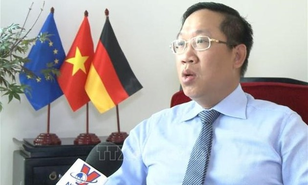 Tham tán Thương mại Việt Nam tại Đức: Cần tận dụng những lợi thế từ EVFTA