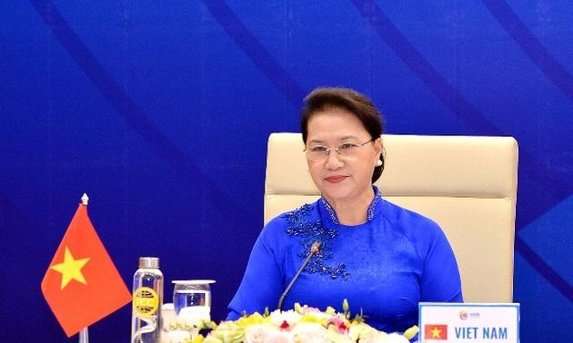 AIPA và ASEAN cùng phối hợp để đưa ASEAN bước vào con đường phát triển mới