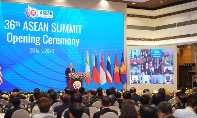 Hội nghị cấp cao ASEAN lần thứ 36: đoàn kết đưa ASEAN vượt qua giai đoạn khó khăn