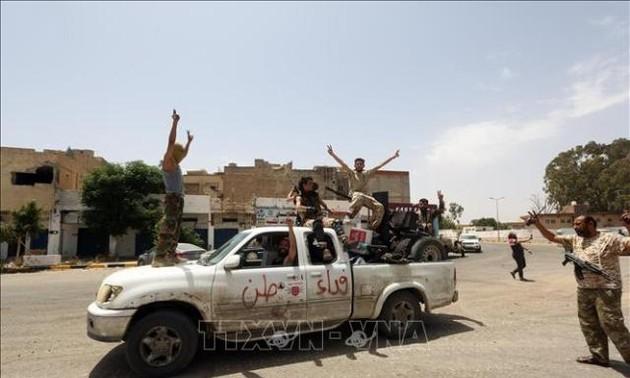 Rối ren bủa vây chính trường Libya