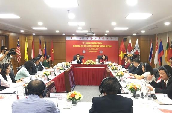 Hội nghị các nhà lãnh đạo các Hội Chữ thập đỏ và Trăng lưỡi liềm đỏ ASEAN lần thứ 17
