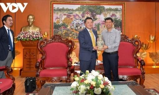 Đài TNVN sẵn sàng là cầu nối truyền thông về hoạt động hợp tác phát triển của JICA tại Việt Nam
