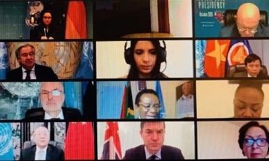 Hội đồng Bảo an LHQ thảo luận các biện pháp thúc đẩy chương trình nghị sự Phụ nữ, hoà bình và an ninh