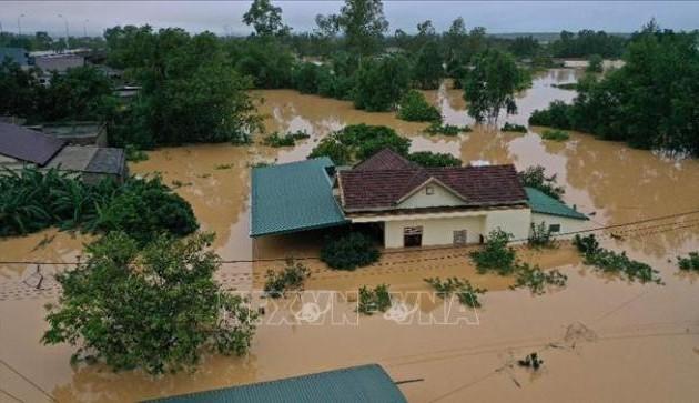 Thư, điện thăm hỏi của lãnh đạo các nước, các chính đảng về thiệt hại do bão lũ gây ra tại các tỉnh miền Trung Việt Nam