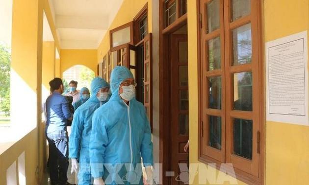 Dịch COVID-19: Thêm một ca mắc mới là người nước ngoài, gần 50 bệnh nhân có kết quả âm tính với SAR-CoV-2