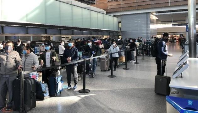 Đưa gần 600 công dân Việt Nam từ Nhật Bản và Hàn Quốc về nước
