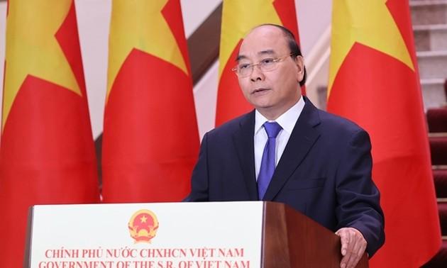 Thủ tướng Chính phủ Nguyễn Xuân Phúc dự Lễ Khai mạc CAEXPO