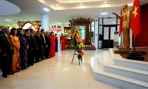 Phát huy giá trị những di tích Chủ tịch Hồ Chí Minh ở tỉnh Thừa Thiên - Huế