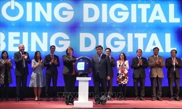 Hoa Kỳ hỗ trợ các doanh nghiệp nhỏ và vừa Việt Nam chuyển đổi số