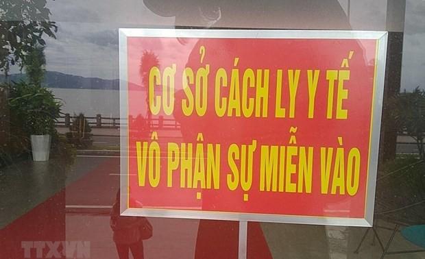 Sáng 3/3, Việt Nam ghi nhận thêm 3 ca mắc COVID-19 là người nhập cảnh