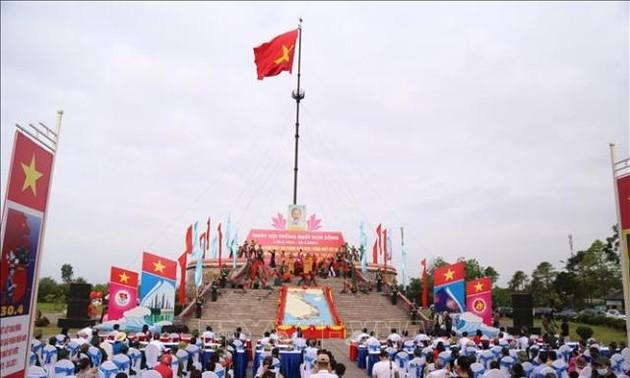 Các hoạt động kỷ niệm 46 năm Ngày Giải phóng miền Nam, thống nhất đất nước