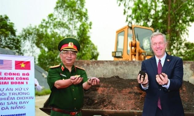 Khắc phục hậu quả chiến tranh - một phần quan trọng trong quan hệ Việt Nam-Hoa Kỳ