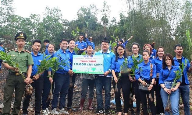 UNDP công bố Báo cáo đặc biệt Thanh niên Việt Nam hành động vì khí hậu