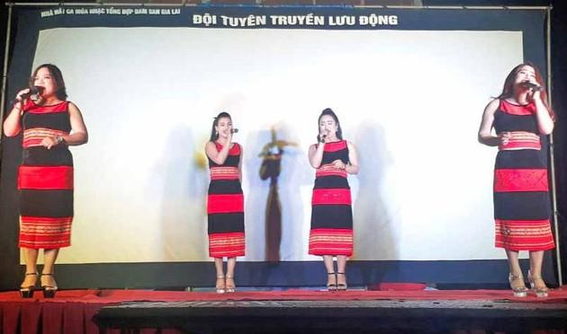 Tỉnh Gia Lai xét tặng danh hiệu Nghệ sĩ Nhân dân và Nghệ sĩ Ưu tú