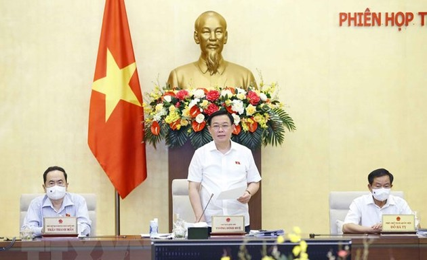 Kỳ họp I, Quốc hội khóa XV, dự kiến khai mạc vào ngày 20/7