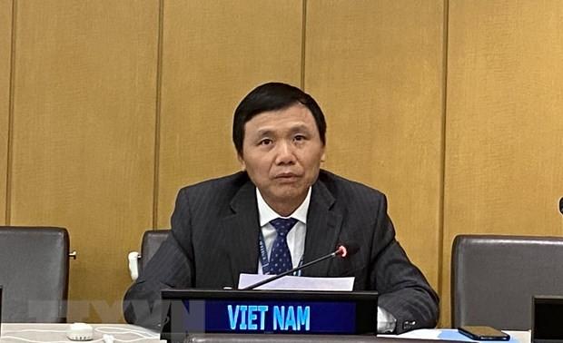 Việt Nam khẳng định quan điểm tại hội nghị các nước thành viên UNCLOS 1982