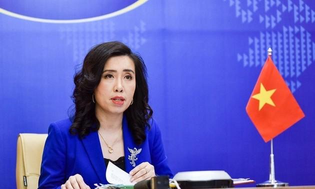 Việt Nam hoan nghênh cộng đồng quốc tế chia sẻ vaccine ngừa Covid 19