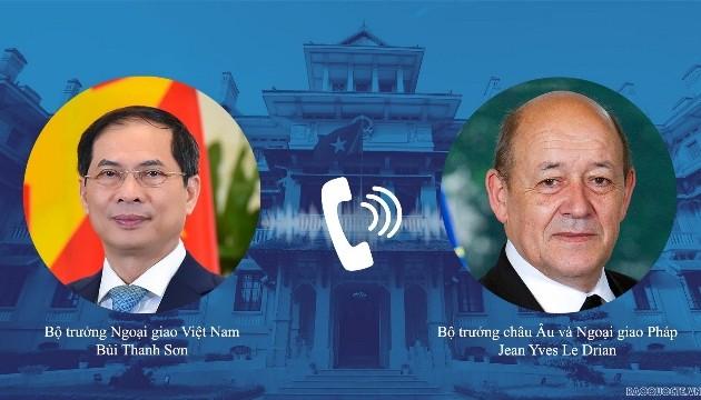 Việt Nam – Pháp cần thiết duy trì các hoạt động song phương ngay trong bối cảnh đại dịch