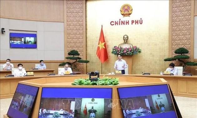 Thủ tướng Phạm Minh Chính: Chính phủ sớm thúc đẩy nhanh sản xuất vaccine trong nước
