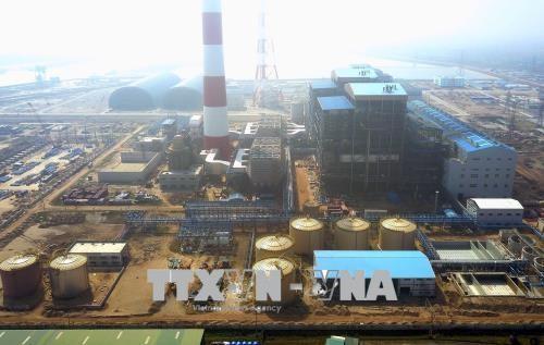 Phấn đấu đưa Nhiệt điện Thái Bình 2 vào hoạt động năm 2022