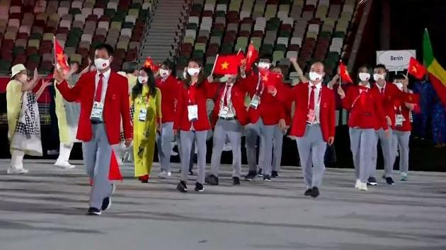 Khai mạc Olympic Tokyo 2020: Gắn kết bằng cảm xúc